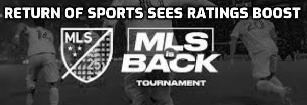 MLS Opener a Ratings Winner