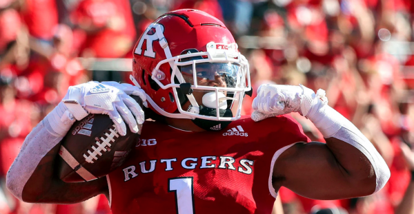 What is the Early Line on the Rutgers Scarlet Knight vs. Michigan Week 4 Game