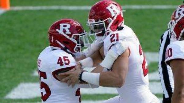 Indiana Hoosiers vs. Rutgers Scarlet Knights Betting Odds, Prop Bets - Week 9