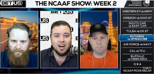 Rutgers vs. Syracuse Expert Picks - Week 2 College Football