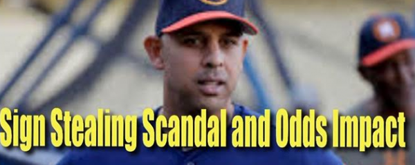 Red Sox Next Manager and Scandal Impact on World Series Odds