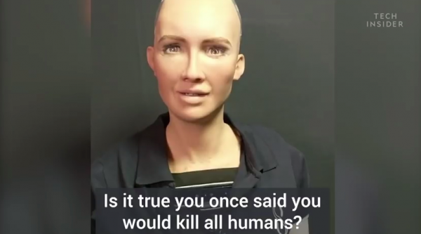 Negreanu Warns of Artificially Intelligent Robot Wanting to 'Destroy Humans': The End is Near
