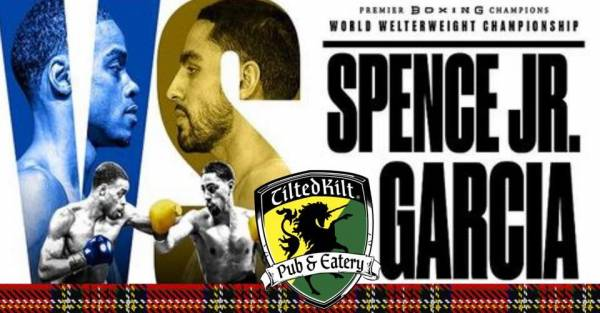 Where Can I Watch, Bet the Errol Spence Jr. vs. Danny Garcia Fight From Nashville, Clarksville Tennessee
