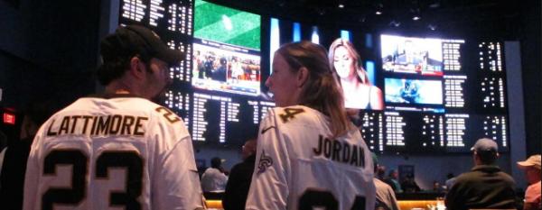 Jerseys on, Wallets Open as Sports Betting Meets NFL season