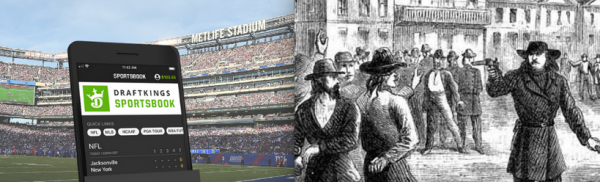 Legalized Sports Betting in the United States Will be Like Wild West