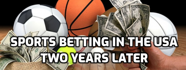 Sports Betting Revenue By State Two Years After Legalization, Louisiana Next?