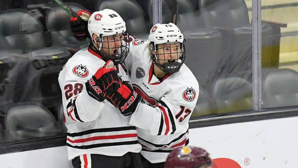 What is the Payout if St. Cloud State Wins the 2021 NCAA Hockey Tournament Championship?