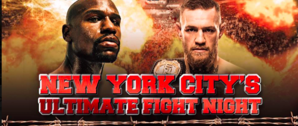 Where Can I Watch the Mayweather-McGregor Fight Staten Island, New York