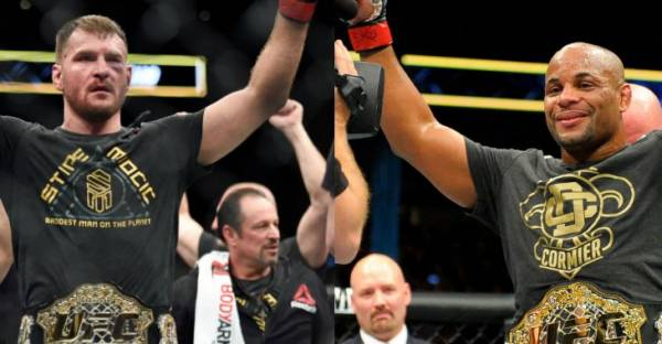 Miocic-Cormier Total Rounds Betting