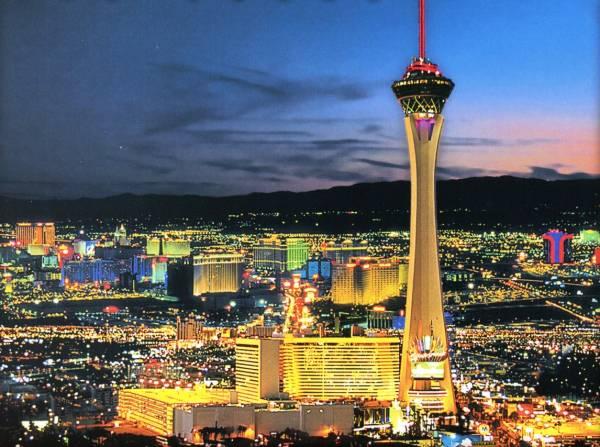 Stratosphere Casino Goes to 100 Percent Capacity