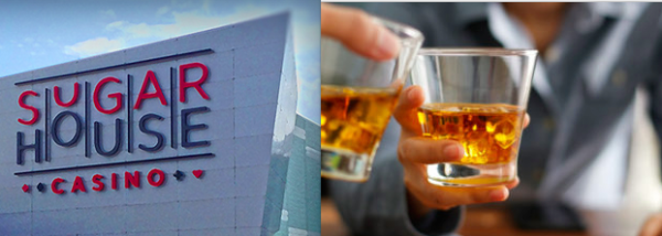 Philadelphia Casino Fined for Serving 17 Free Alcoholic Beverages to Gambler  ...In 8 Hours