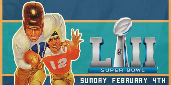 Super Bowl LII Margin of Victory Odds
