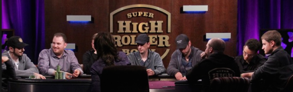 Super High Roller Bowl to Run May 27-30