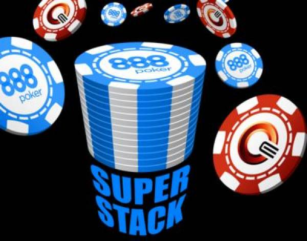 888 super stack tournament