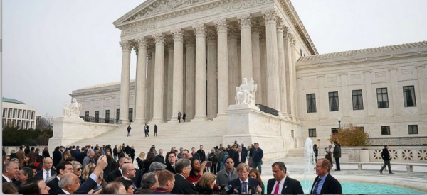 NY Times: Justices Skeptical Over Sports Betting Ban, Brennan Jr 'No One Side Favored'