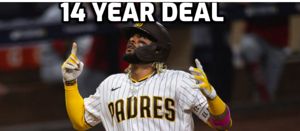 Padres, Tatis Jr. Agree To 14-Year Extension