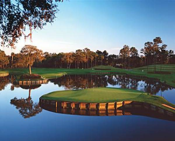 The Players Golf Championship at Sawgrass