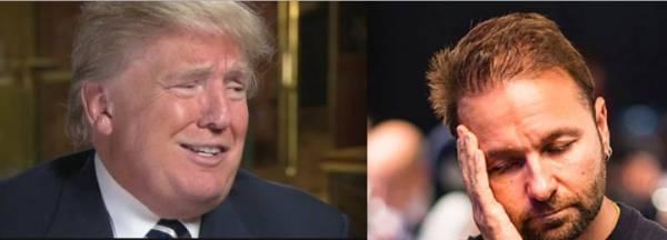 Daniel Negreanu: 'Zero Chance Trump Becomes President'