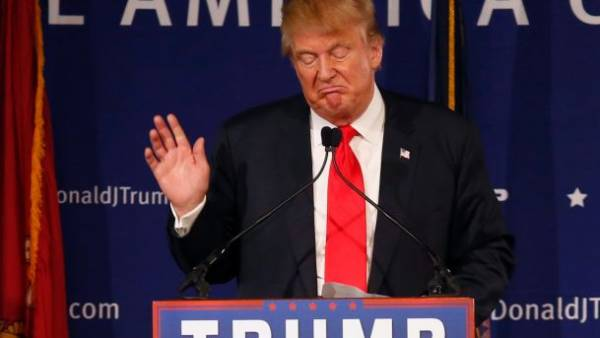 Trump's Crumbling Odds