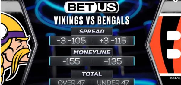 Expert Picks on the Vikings-Bengals Game