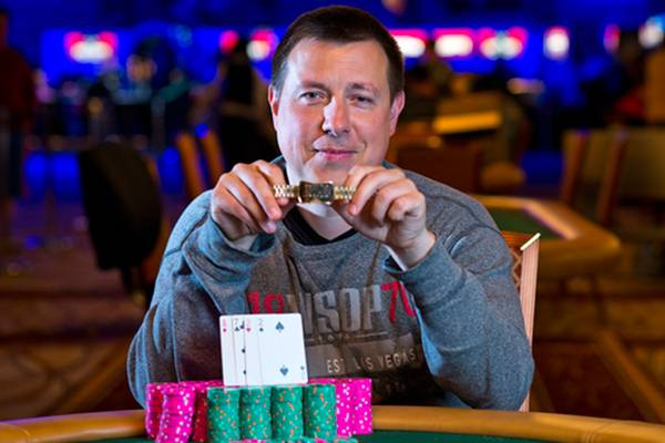 Vladimir Shchemelev Wins 2017 WSOP $10K 207 Triple Draw Championship