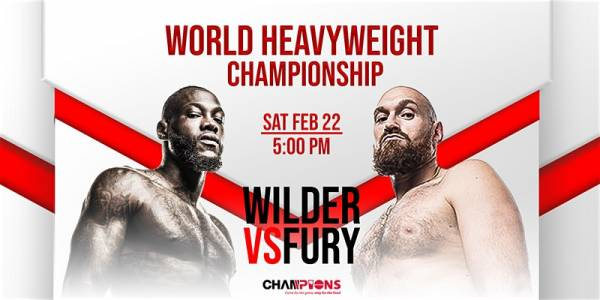 Where Can I Watch, Bet the Wilder vs. Fury 2 From Miami Fort Lauderdale