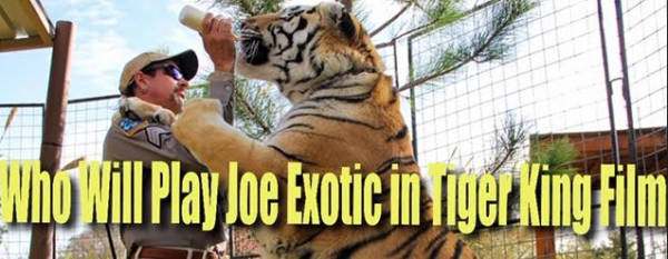 Bet on Who Will Play Joe Exotic in the Tiger King Movie