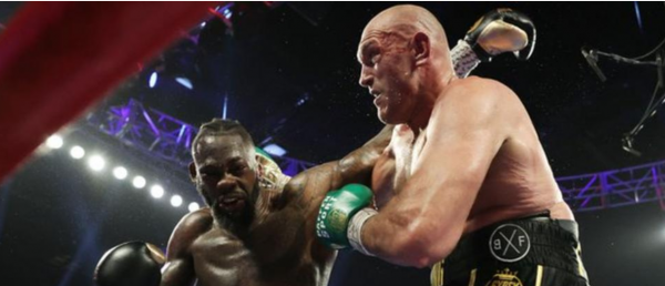 Where Can I Watch, Bet Wilder vs. Fury From Flagstaf