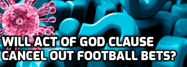 """FanDuel """"Act of God"""" Clause Could Cancel College Football Futures"""