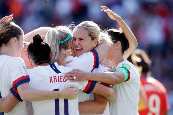 Cuotas de Apuestas para la Copa Mundial Femenina 2019