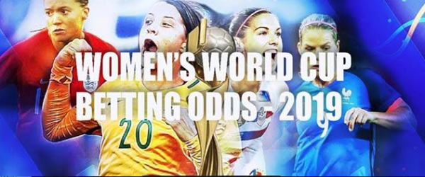 Women's World Cup Betting Odds - 2019