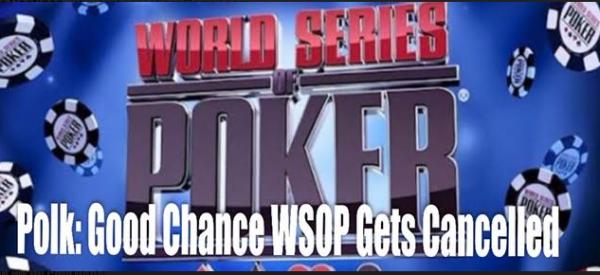 Doug Polk: Very Good Chance Coronavirus Will Force Cancellation of WSOP