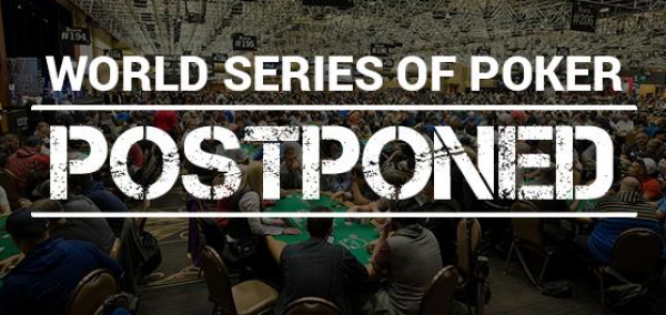 World Series of Poker Postponed amid Coronavirus Pandemic