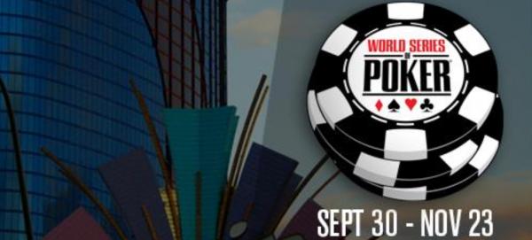 World Series of Poker 2021 to be Held in September
