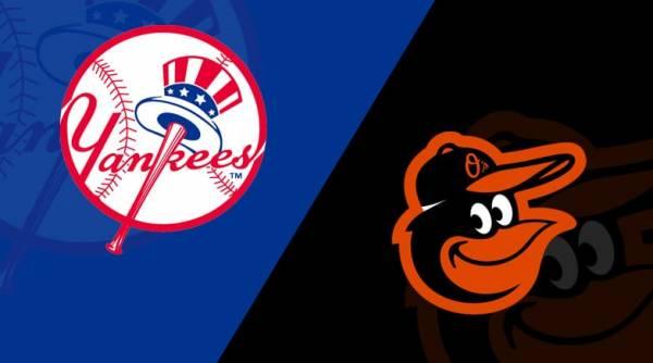Bet the Orioles-Yankees Series