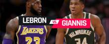 Where Can I Bet the NBA All Star Game 2019 Team Lebron vs. Team Giannis: Latest Odds