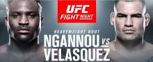 Bet the Ngannou vs. Velasquez Fight Online - February 17
