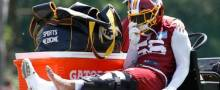 Redskins Foster Done for Season - Washington at 10-1 Odds to Win NFC East