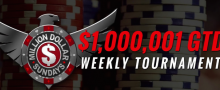 Million Dollar Sundays Encore Poker Tournaments and Online Super Series XIV Announced