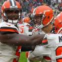Cleveland Browns Odds to Win AFC North, 2019 Super Bowl After Week 14