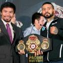 Need a Bookie, Pay Per Head for the Pacquiao-Matthysse Fight