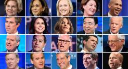 Democratic Debate Prop Bets by Sportsbetting.ag