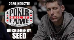 Huck Seed Inducted Into Poker Hall of Fame, Ferguson Just Three Votes