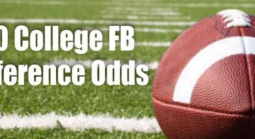 College Football Conference Odds 2021