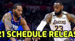 2021 NBA Schedule Released - Latest Odds