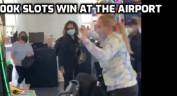 Woman Wins $300K Playing Airport Slots