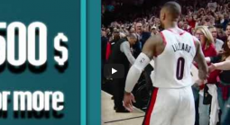 $500 or More NBA Betting Bonus - 2019