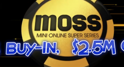 Mini Online Super Series Starts Sunday - $55 Buy-In, $2.5 Million Guaranteed