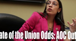 What Will AOC Wear at State of the Union Odds 2020