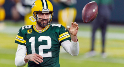 Following news that Aaron Rodgers is looking to get out of Green Bay, a few teams stand out as favorites for landing the marquee starting quarterback.  These include the Broncos and Raiders.